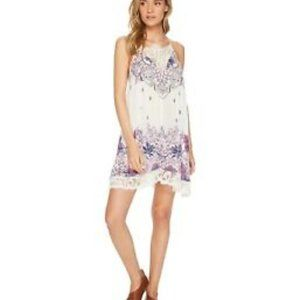 Free People Whos Sorry Now Dress Ivory XS